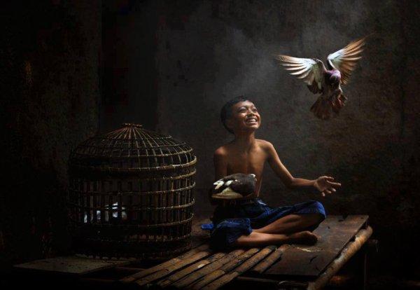 Les enfants de la Terre........