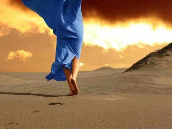 Chimère du désert... Poème C♥eurSénégal22
