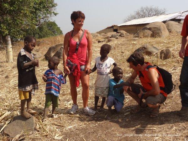 Couleurs Sénégalaises - Poème C♥eurSénégal22 en images