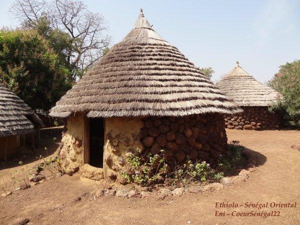 """Vidéo CoeurSénégal22 - Sur la route vers le Campement """"Chez Balingo - Etiolo""""  - Sénégal Oriental"""