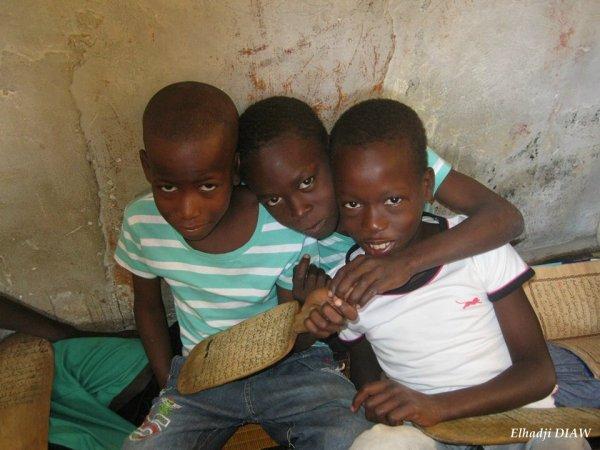 LA MAISON DES ENFANTS DU QUARTIER « HAUT NDAR TOUTE » DE SAINT LOUIS