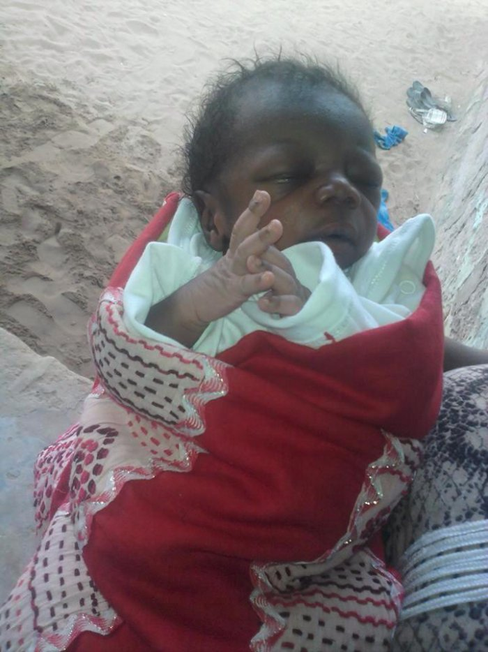 Il s'agit de la VIE d'un ENFANT, un Bébé! SVP LISEZ!!!