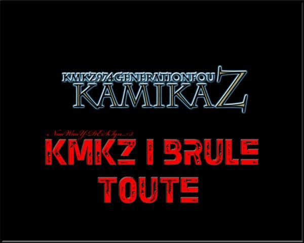 kmkz i brule toute / K.G.F (2013)