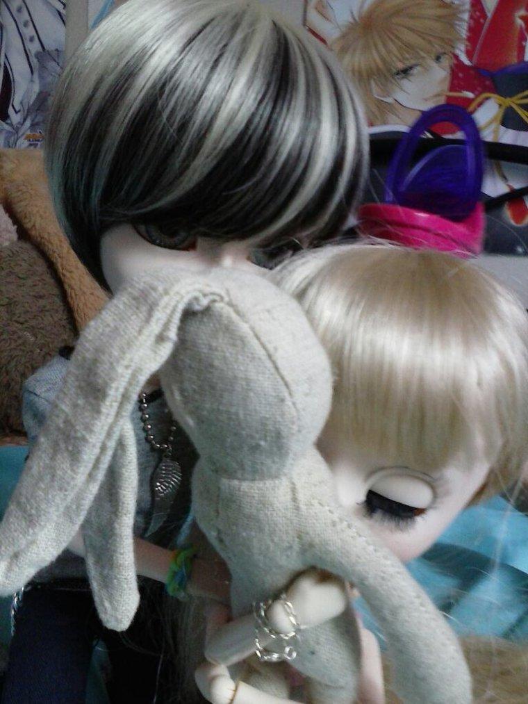 Arata & Ninon avec incristation de..