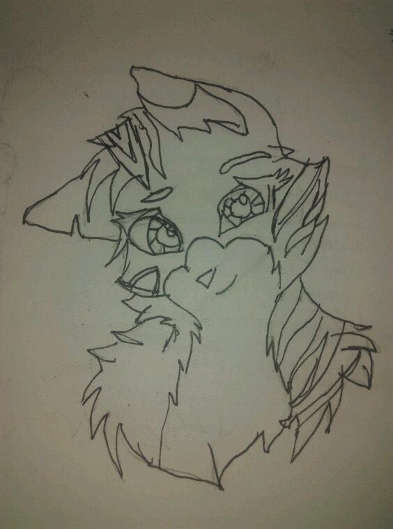 Dessin#5 ---> Ombre d'érable ( pas colorier )