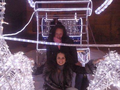noel 2010 à istres avec les copines