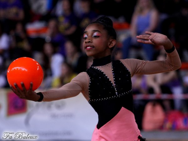 Championnat de France DF1 Benjamines - Paris Centre
