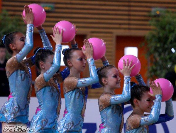 Championnat de France DF1 Benjamines - Mouans-Sartoux