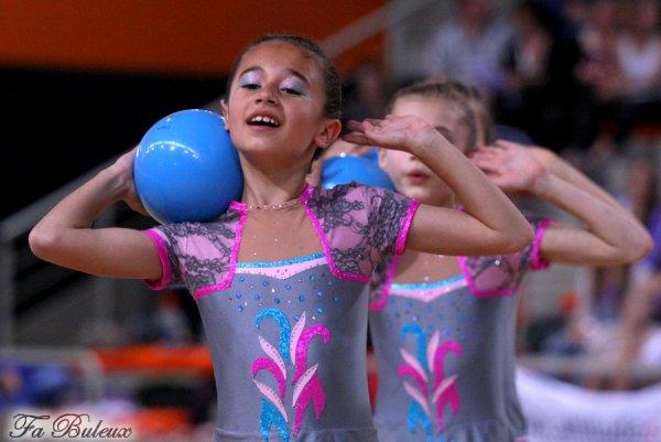 Championnat de France DF1 Benjamines - Thiais