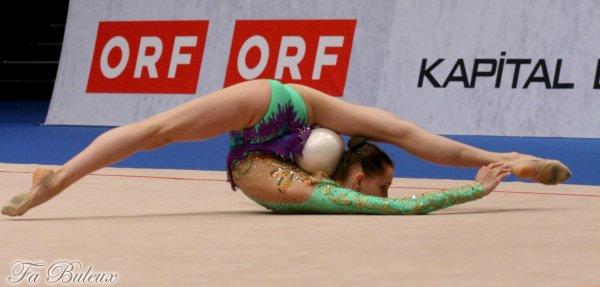 Championnat d'Europe Vienne 2013 - Training Italia