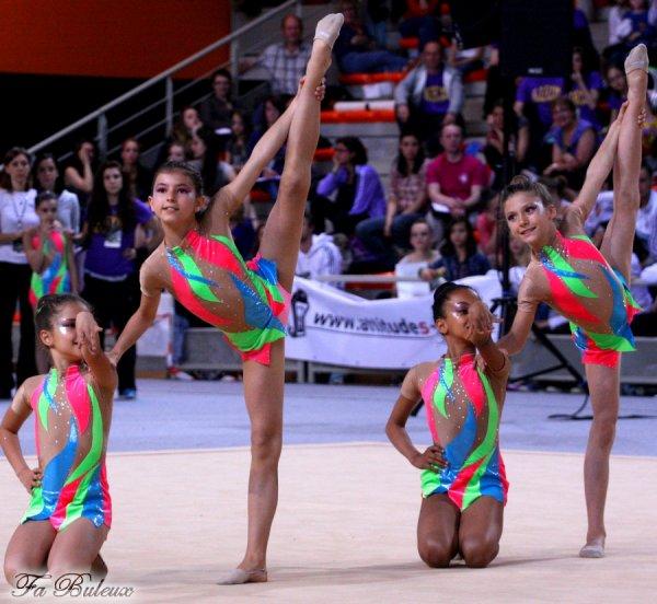 Championnat de France DF1 Benjamines - Toulouse