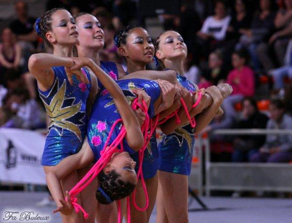 Championnat de France DF1 Minimes - Niort