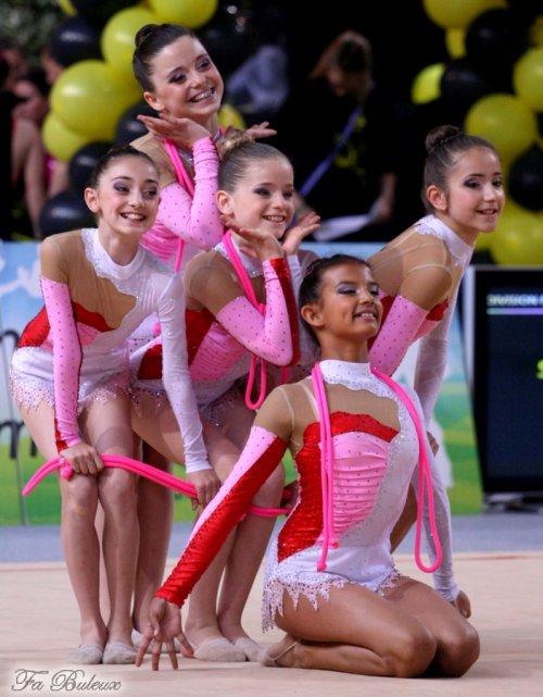 Championnat de France DF1 Minimes - Montpellier
