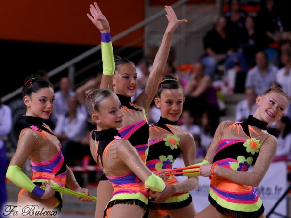 Championnat de France DF1 Minimes - Pfastatt