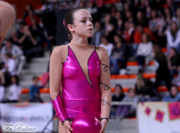 Championnat de France DF1 Cadettes - La Garde