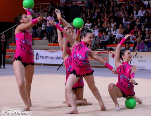 Championnat de France DF1 Cadettes - Morsang sur Orge
