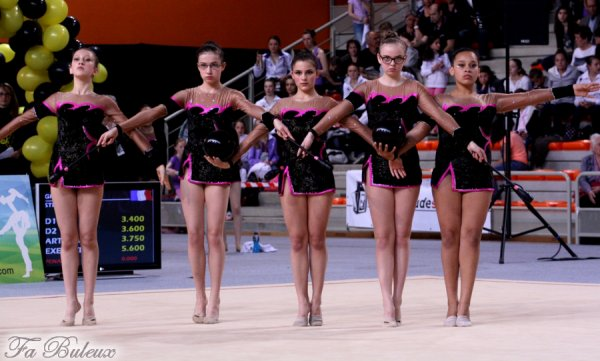 Championnat de France DF1 Cadettes - Lomme
