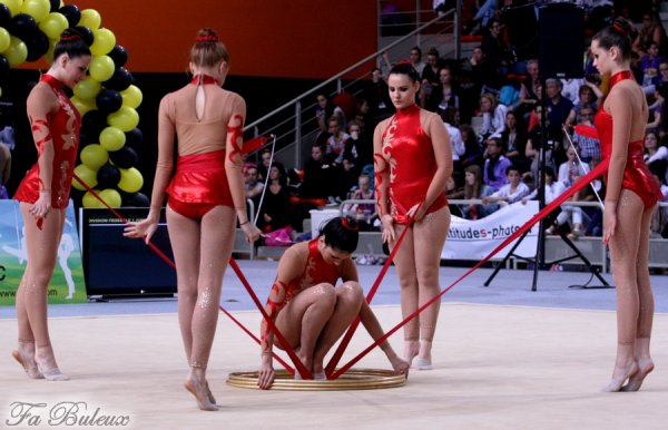 Championnat de France DF1 Juniors - La Garde