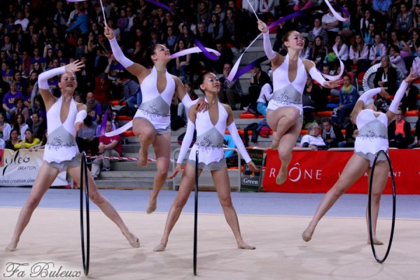 Championnat de France DF1 Juniors - Arras