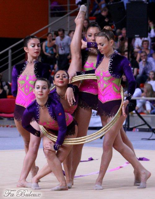 Championnat de France DF1 Juniors - Créteil