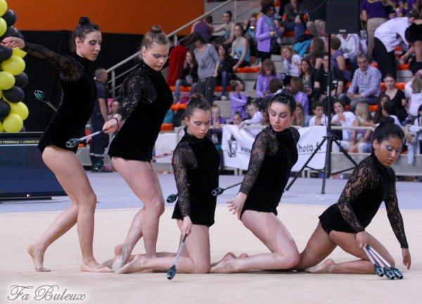 Championnat de France DF1 Seniors - Nantes