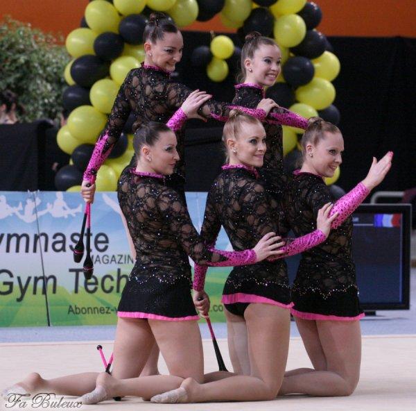 Championnat de France DF1 Seniors - Pfastatt