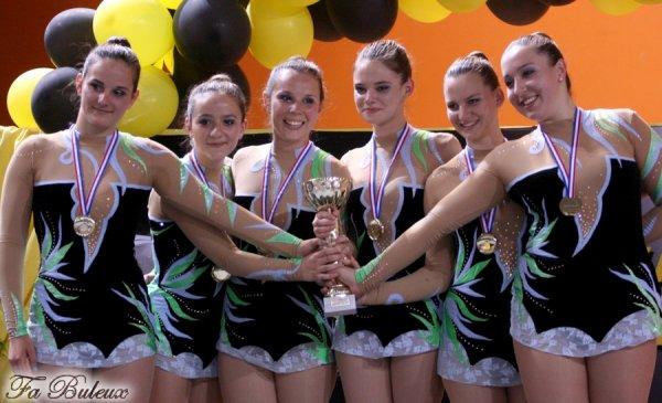 Championnat de France DF1 Seniors - Aix-en-Provence