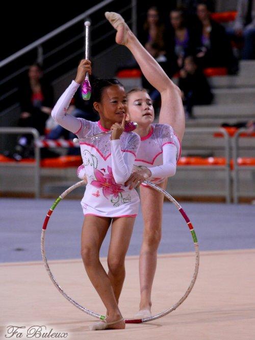 Championnat de France DF2 Benjamines/Minimes - Besançon