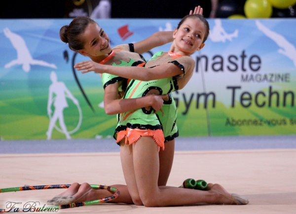 Championnat de France DF2 Benjamines/Minimes - Holtzheim