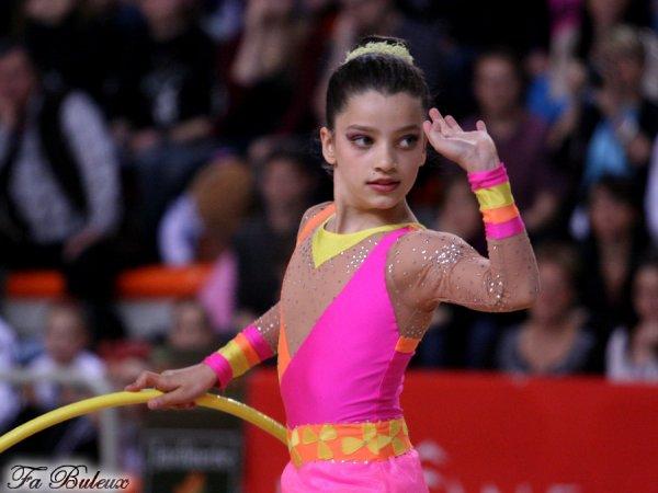 Championnat de France DF2 Benjamines/Minimes - Bourgoin Jallieu