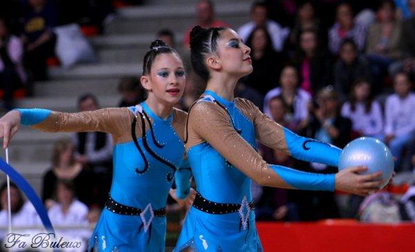 Championnat de France DF2 TC - Arques