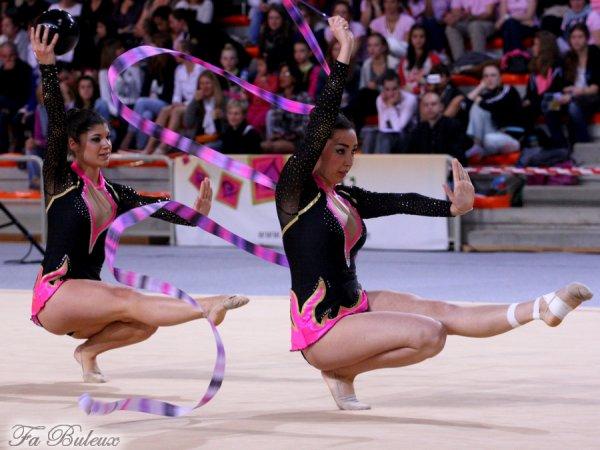 Championnat de France DF2 TC - Nîmes