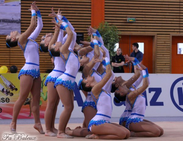 Championnat de France DFE - Beziers