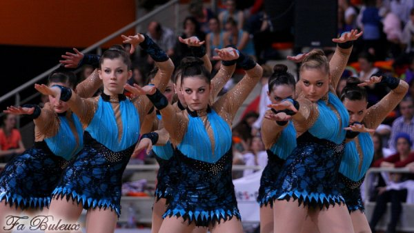 Championnat de France DFE - Blois