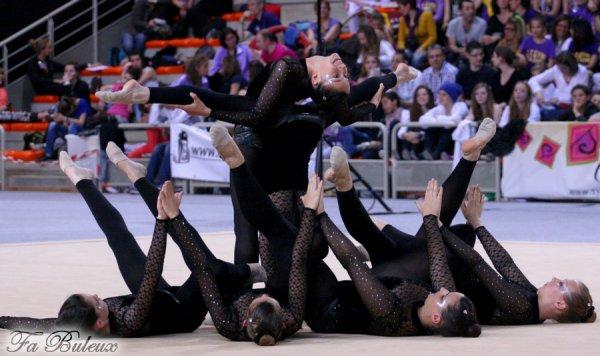 Championnat de France DFE - Odos