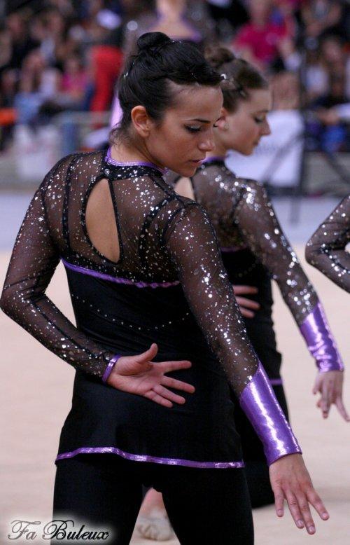 Championnat de France DFE - Crolles