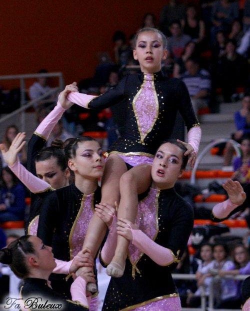 Championnat de France DFE - Romagnat