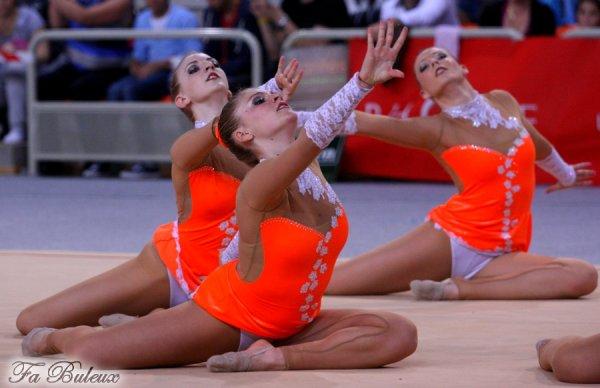 Championnat de France DFE - La Garde