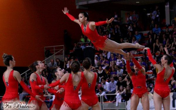 Championnat de France DFE - Le Boulou