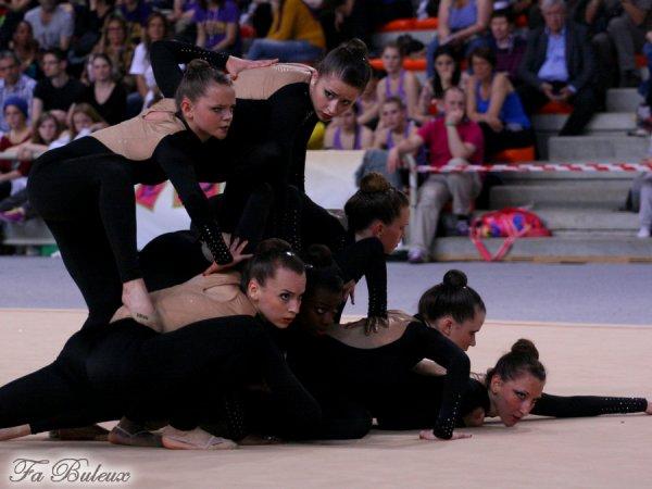 Championnat de France DFE - Evry