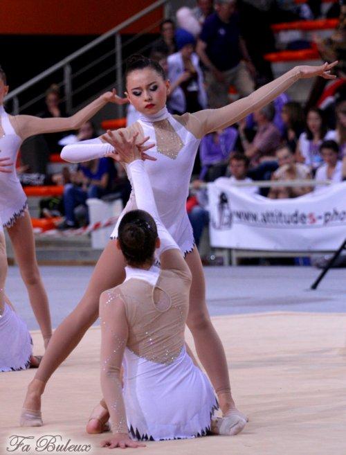 Championnat de France DFE - Chambery
