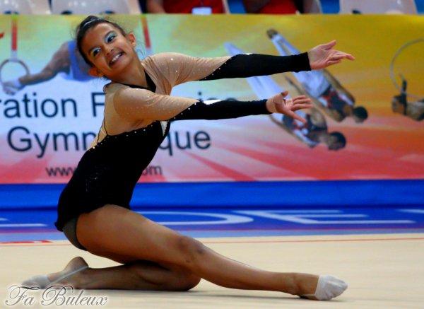 Championnat de France Avenir 2013 - Gabrielle Pointeau