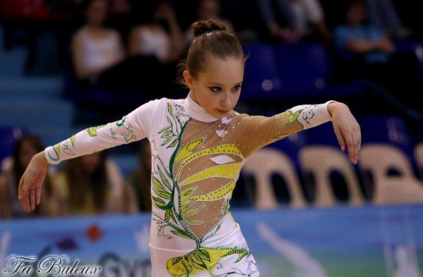 Championnat de France Avenir 2013 - Romane Lavice