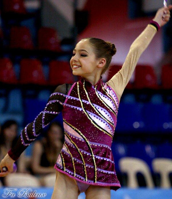 Championnat de France Avenir 2013 - Julie Dewynter