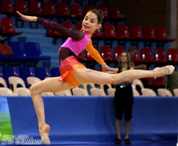 Championnat de France Avenir 2013 - Camille Delcros
