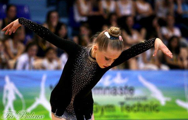 Championnat de France Avenir 2013 - Mathilda Ricard