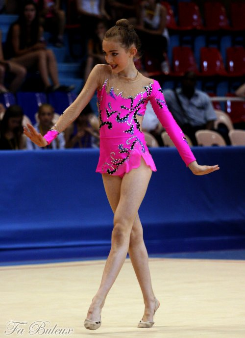 Championnat de France Avenir 2013 - Alice Klopp