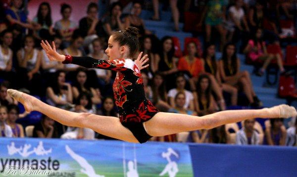 Championnat de France Avenir 2013 - Alice Vatry