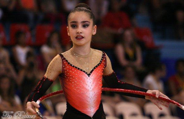 Championnat de France Avenir 2013 - Léonie Beaudouin