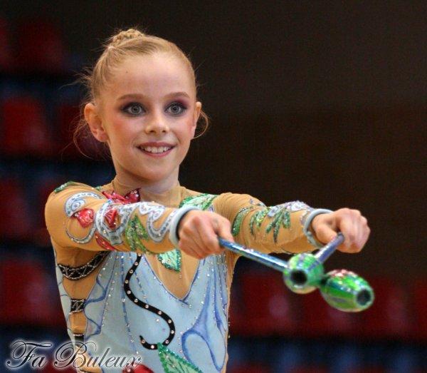 Championnat de France Avenir 2013 - Valérie Romenski (Massues)